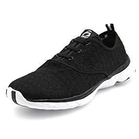 Amoji Unisex Water Aqua Shoes Athletic Sneakers